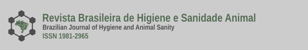 Revista Brasileira de higiene e Sanidade Animal