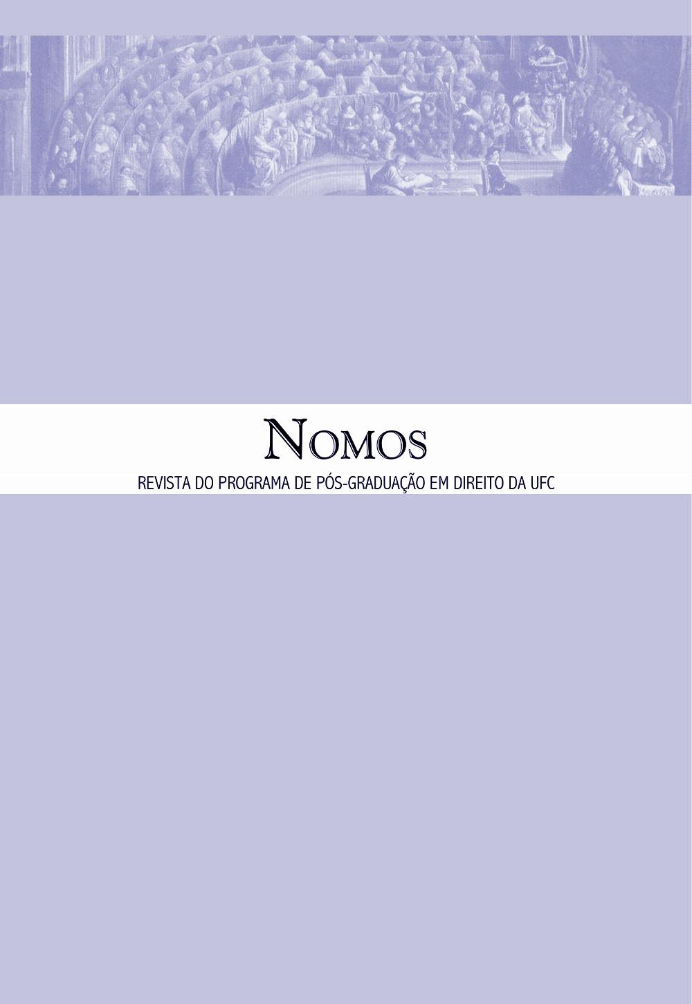Nomos, volume 35, número 2, julho a dezembro de 2015